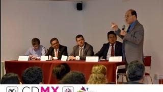 Presentación de Resultados del Índice de Desarrollo Social de la Ciudad de México