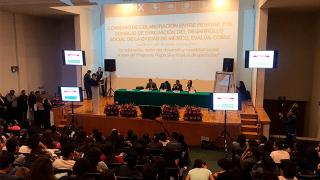 Firma de Convenio de Colaboración entre FIDEGAR y EVALÚA CDMX. Elaboración de Libro: El programa PREPA-SI a 10 años de su implementación.