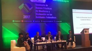 Seminario de Buenas Prácticas de Monitoreo y Evaluación en las Entidades Federativas 2017