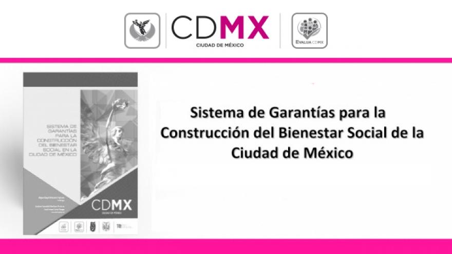 Sistema de Garantías para la Construcción del Bienestar Social de la Ciudad de México